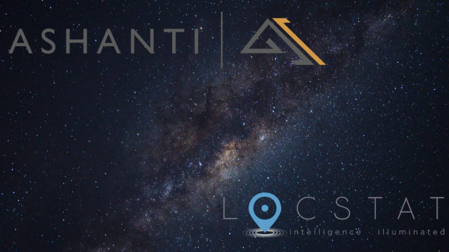 Ashanti AI Partners with Locstat